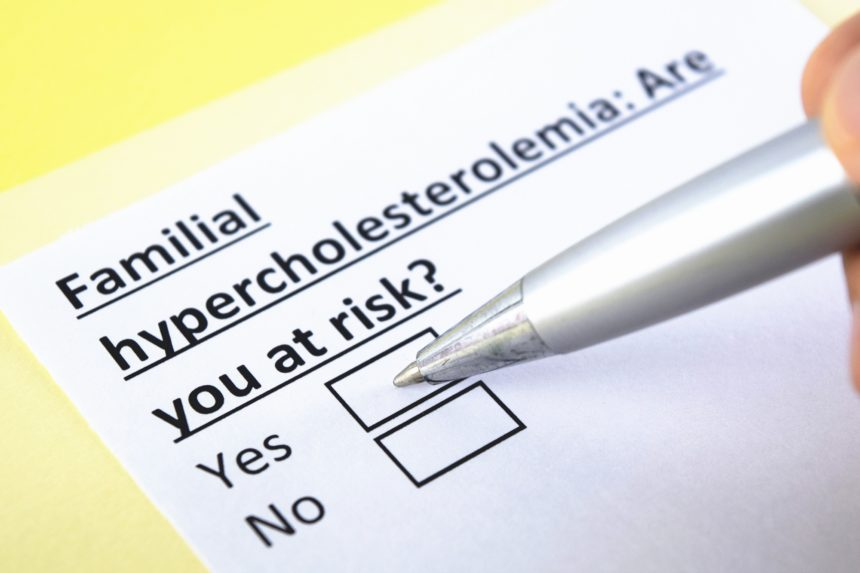 Does Familial Hypercholesterolemia Cause Elevated Lipoprotein(a)?